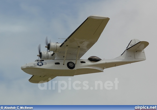 G-PBYA, Consolidated Aircraft PBY-5A Catalina, Untitled