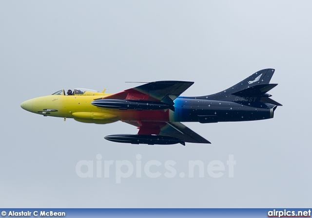 G-PSST, Hawker Hunter Mk.58A, Private