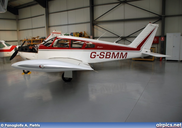 G-SBMM, Piper PA-28-R-180 Arrow, Icarosair
