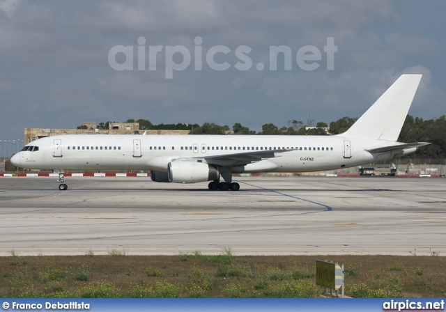 G-STRZ, Boeing 757-200, Untitled