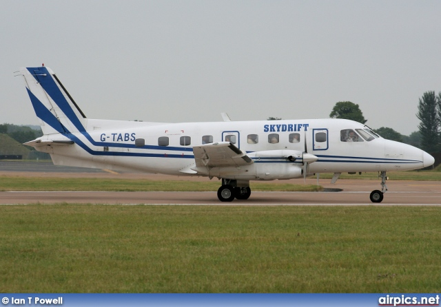 G-TABS, Embraer EMB-110P1 Bandeirante, Skydrift Air Charter
