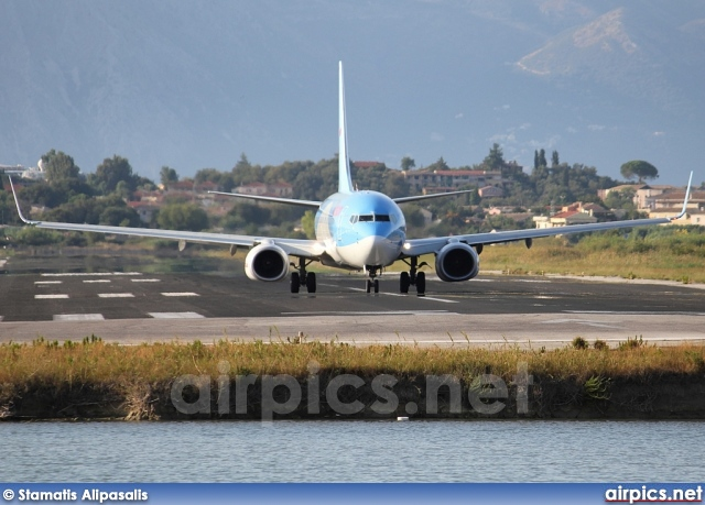 G-TAWK, Boeing 737-800, Thomson Airways