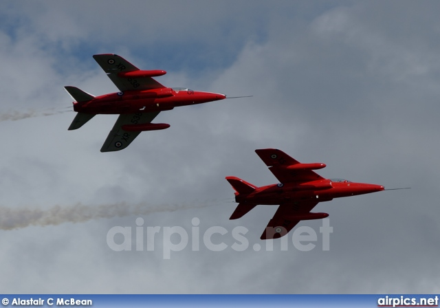 G-TIMM, Folland Gnat T.1, Private