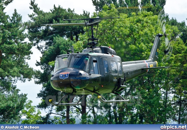 G-UHIH, Bell UH-1H Iroquois (Huey), Private