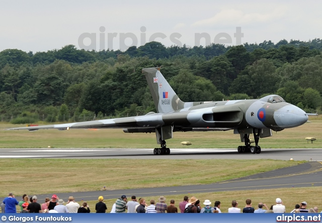 G-VLCN, Avro Vulcan B.2, Royal Air Force