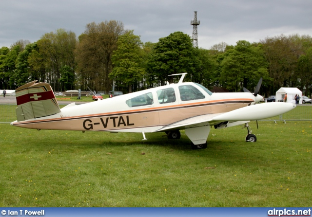 G-VTAL, Beechcraft V35 Bonanza, Private