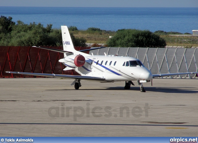 G-WINA, Cessna 560-Citation XL, Untitled