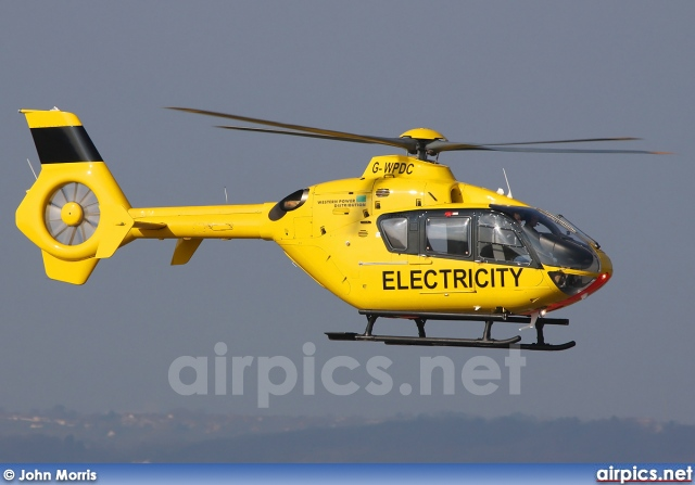 G-WPDC, Eurocopter EC 135-P1, Western Power Distribution