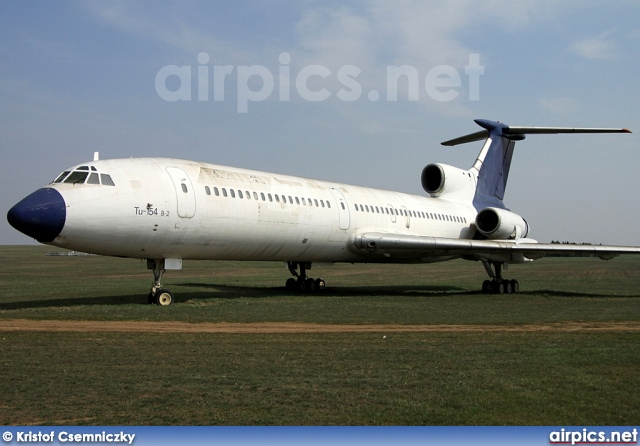 HA-LCA, Tupolev Tu-154B-2, Untitled