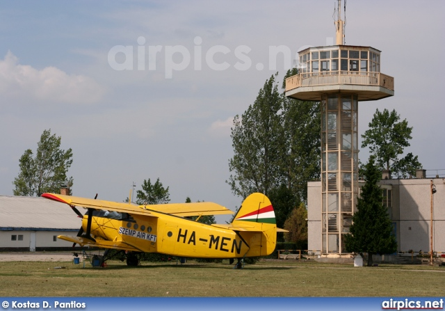 HA-MEN, Antonov An-2P, Szemp Air Kft