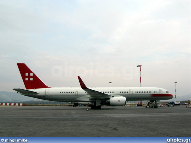 HB-IEE, Boeing 757-200, Privatair