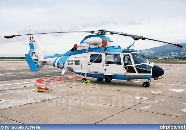 HC-35, Aerospatiale (Eurocopter) AS 365-N3 Dauphin, Hellenic Coast Guard