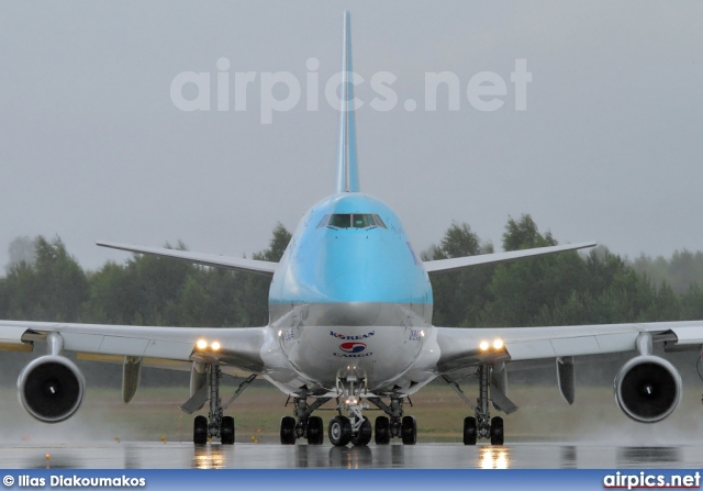 HL7467, Boeing 747-400F(SCD), Korean Air Cargo