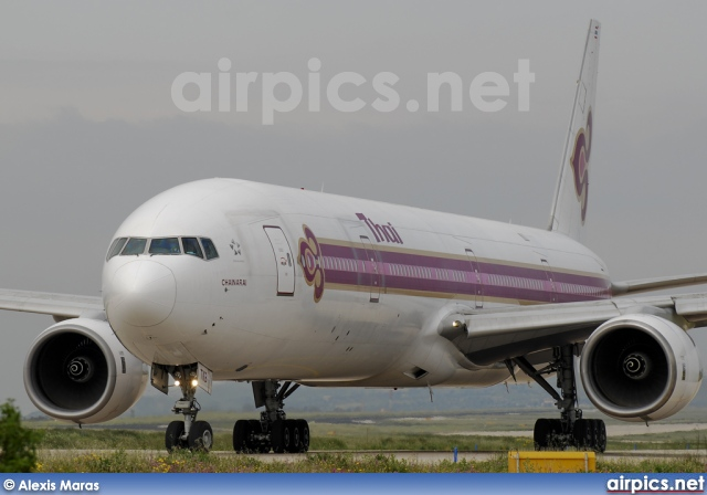 HS-TKB, Boeing 777-300, Thai Airways