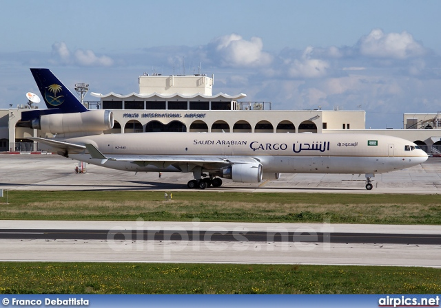 HZ-AND, McDonnell Douglas MD-11-F, Saudi Arabian Cargo