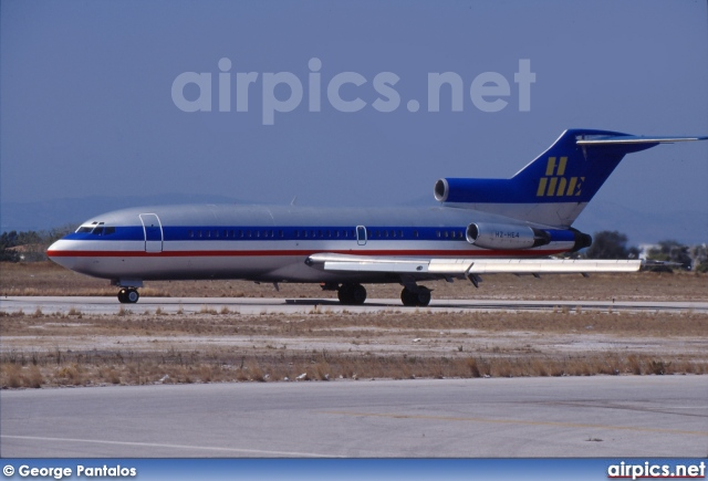 HZ-HE4, Boeing 727-100C, Private