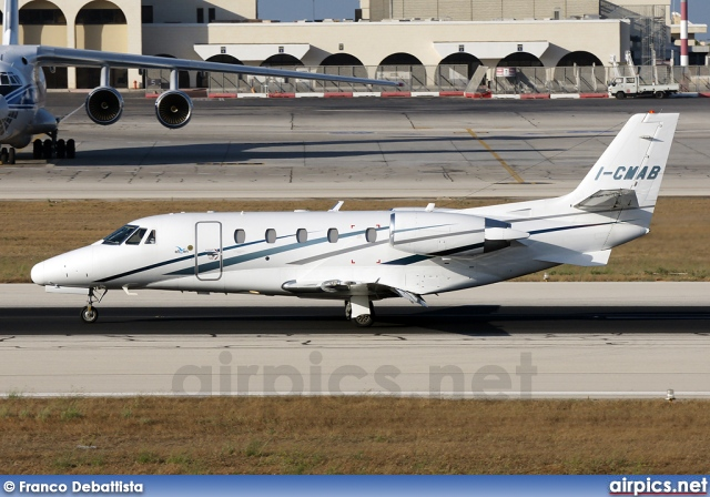 I-CMAB, Cessna 560-Citation XLS, Aliven