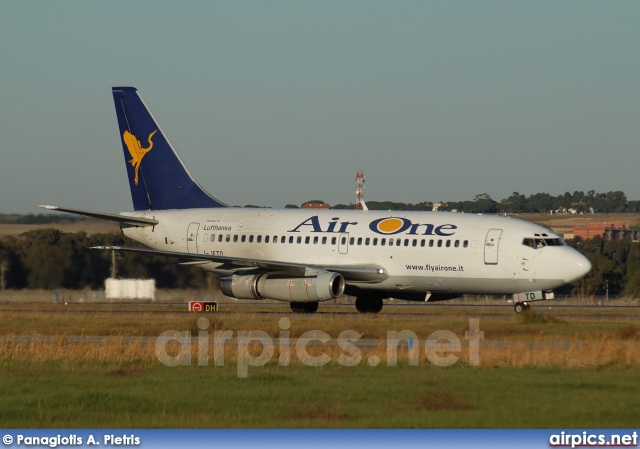 I-JETD, Boeing 737-200Adv, Air One