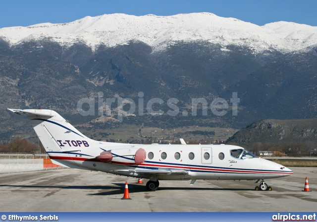 I-TOPB, Hawker (Beechcraft) 400A, Untitled