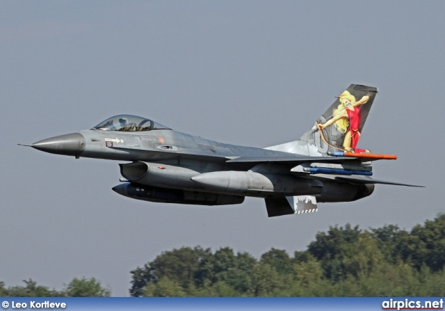 J-002, Lockheed F-16AM Fighting Falcon, Royal Netherlands Air Force