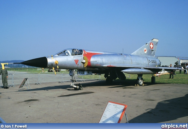 J-2322, Dassault Mirage IIIS, Swiss Air Force