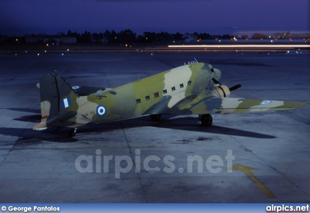 KK156, Douglas C-47B Skytrain, Hellenic Air Force