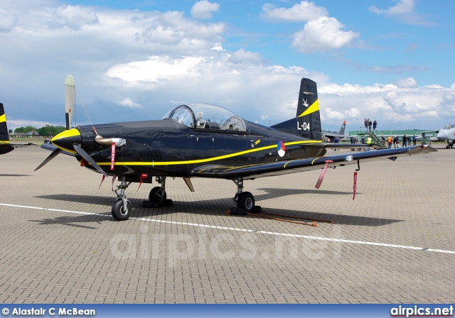 L-04, Pilatus PC-7, Royal Netherlands Air Force