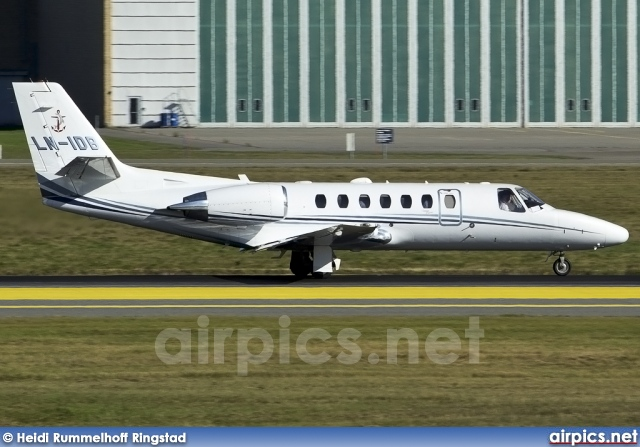 LN-IDB, Cessna 560-Citation Encore+, Untitled