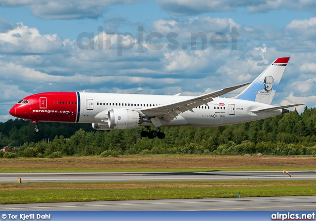 LN-LNB, Boeing 787-8 Dreamliner, Norwegian Long Haul