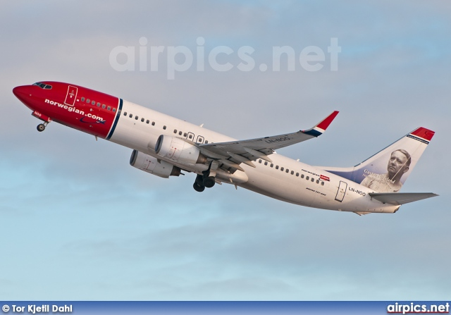 LN-NOO, Boeing 737-800, Norwegian Air Shuttle