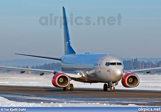 LN-RPM, Boeing 737-800, Scandinavian Airlines System (SAS)
