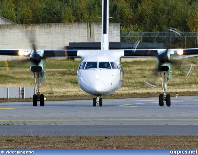 LN-WIT, De Havilland Canada DHC-8-100 Dash 8, Wideroe