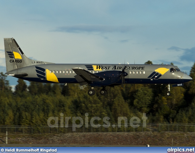 LX-WAS, British Aerospace ATP, West Air Europe