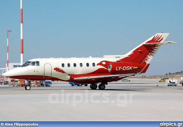 LY-DSK, Raytheon Hawker-850XP, Untitled