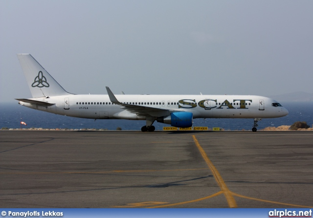 LY-FLA, Boeing 757-200, Scat Air Company