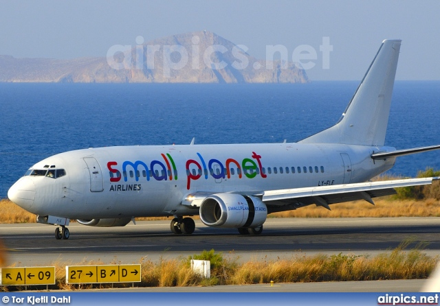 LY-FLE, Boeing 737-300, Small Planet Airlines