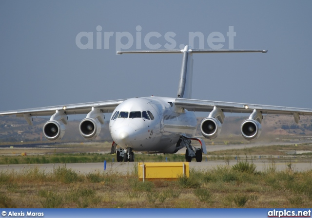 LZ-HBE, British Aerospace BAe 146-300, Hemus Air