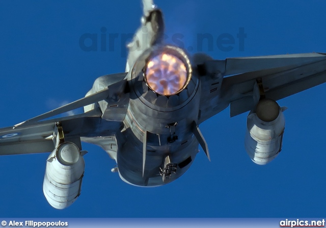 Lockheed F-16C Fighting Falcon, Hellenic Air Force