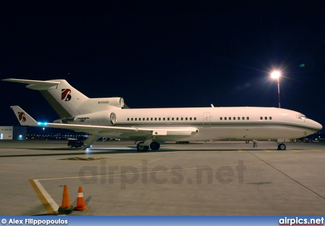 M-FAHD, Boeing 727-100, Private