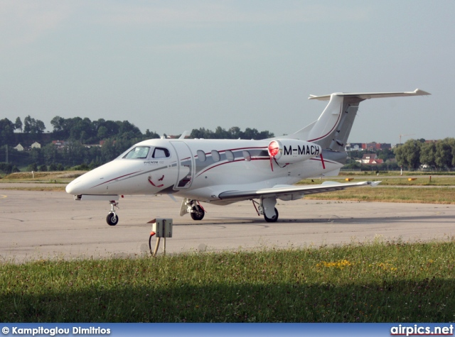 M-MACH, Embraer Phenom 100, Private
