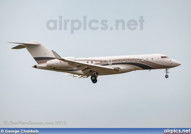 M-YULI, Bombardier Global 6000, Private