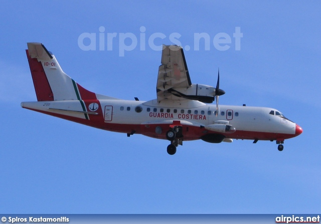 MM62170(10-01), ATR 42-400MP Surveyor, Guardia Costiera (Italian Coast Guard)