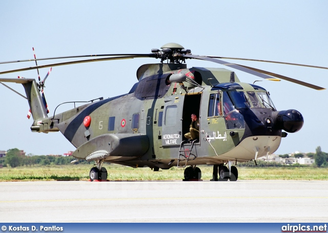 MM80984, Sikorsky HH-3F Pelican, Italian Air Force
