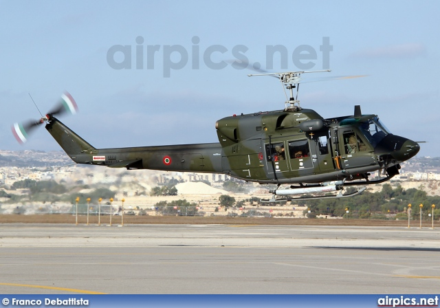 MM81154, Agusta Bell AB-212AM , Italian Air Force
