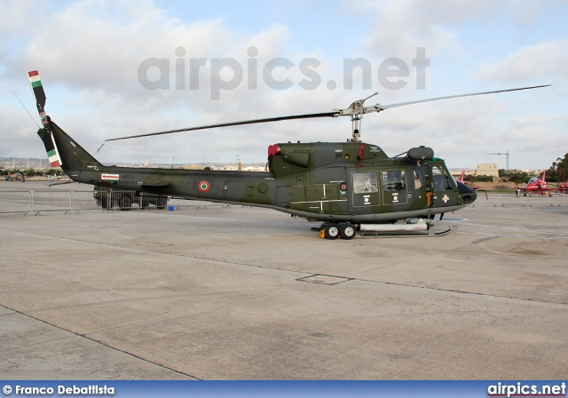 MM81163, Agusta Bell AB-212ICO, Italian Air Force