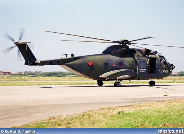 MM81351, Sikorsky HH-3F Pelican, Italian Air Force