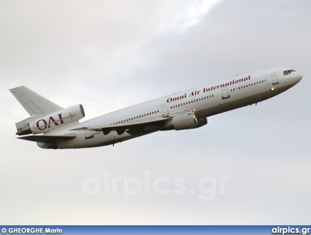 N108AX, McDonnell Douglas DC-10-30, Omni Air International