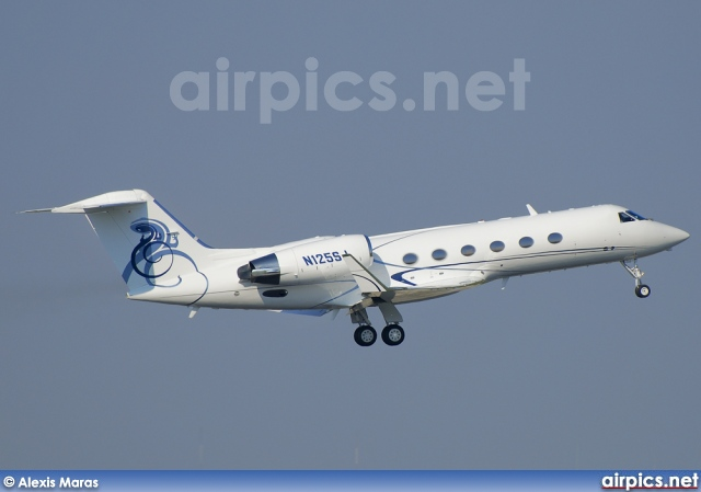 N125SJ, Gulfstream IV-SP, Private