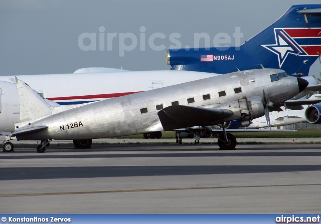 N12BA, Douglas DC-3A-SC3G, Private