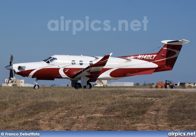 N142LT, Pilatus PC-12-45, Private